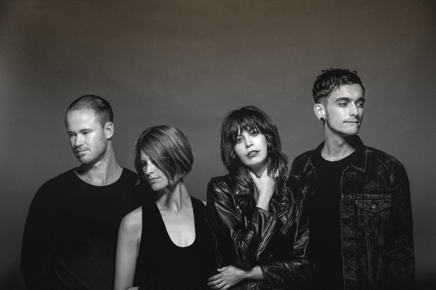 The Jezabels - by Cybele Malinowski-5-2