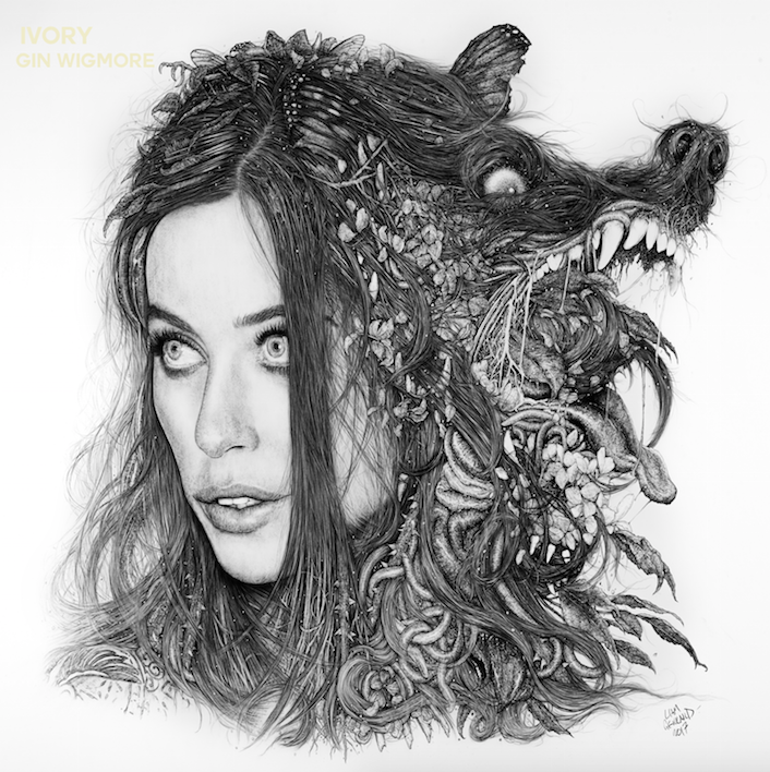 Gin Wigmore Ivory