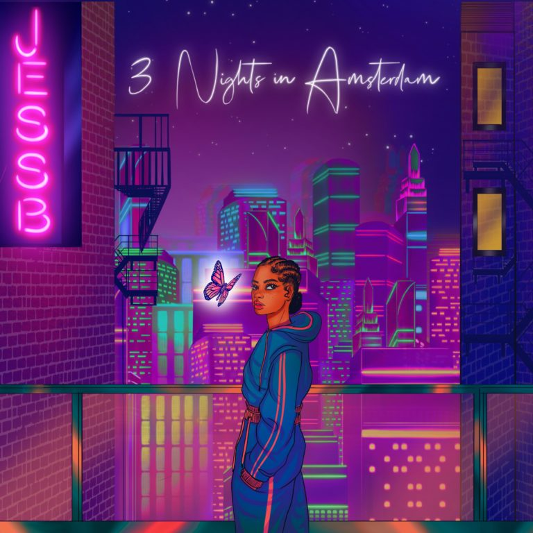 JessB - 3 Nights In Amsterdam Mixtape
